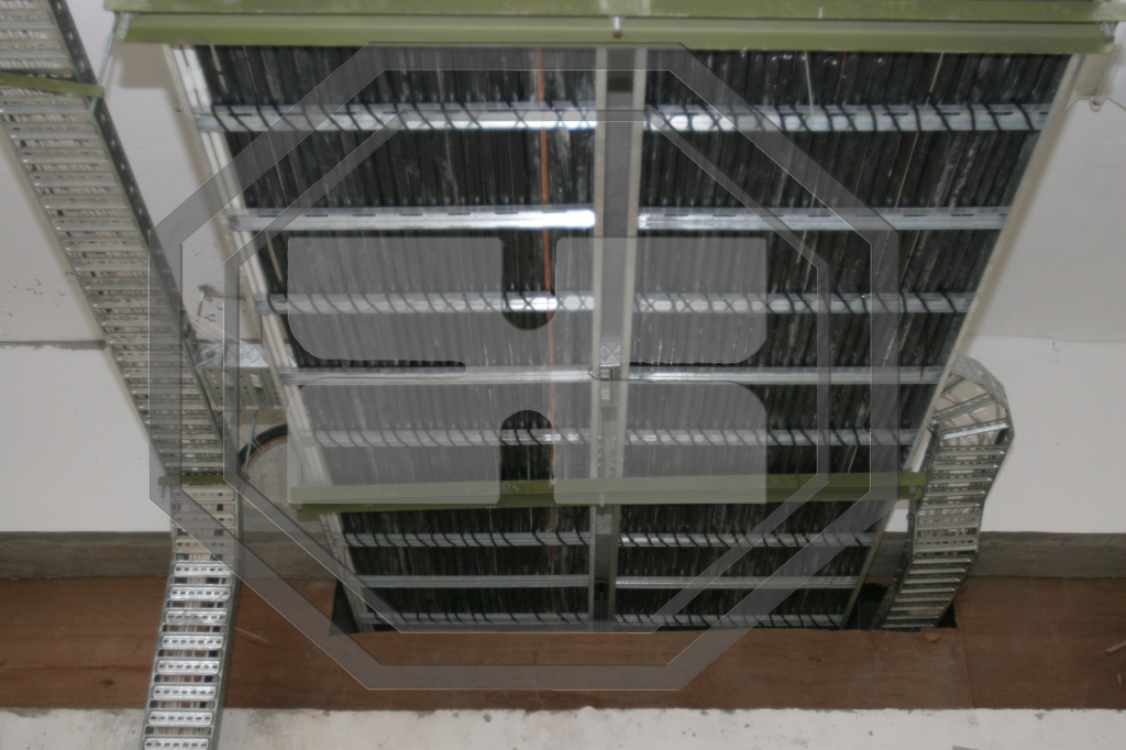 Cable Ladder Tray Management System