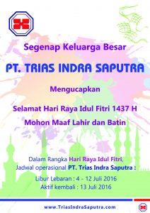 Selamat Lebaran Ind with Libur